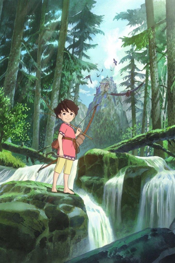 Сын аниматора Миядзаки снимет мультсериал. Изображение № 1.