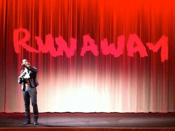 Канье Уэст: фильм «Runaway». Изображение № 1.