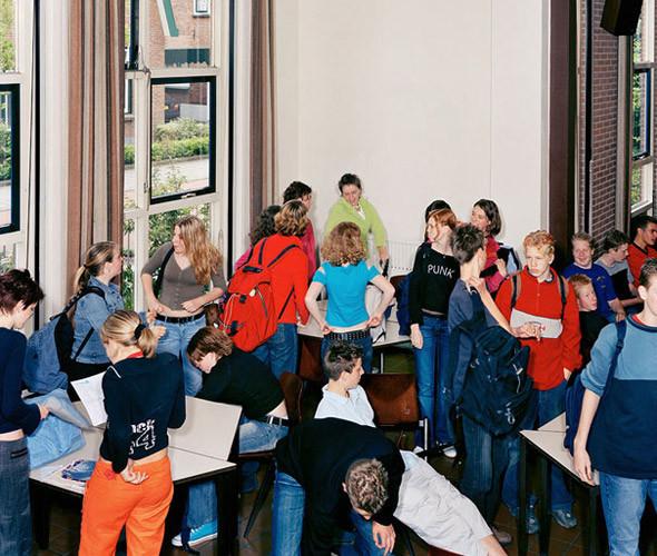 Классный час: Школьники в документальных фотографиях. Изображение № 78.