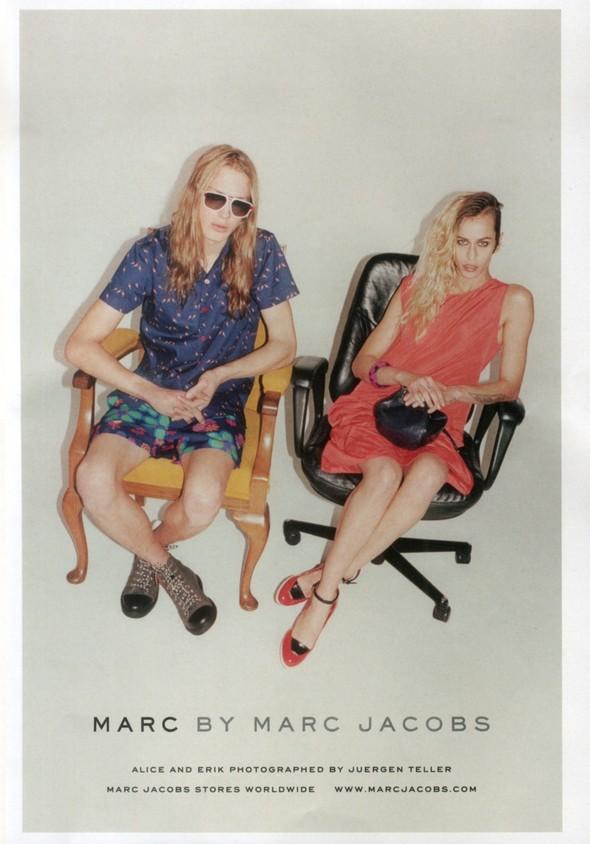 Превью кампаний: Balenciaga и Marc by Marc Jacobs. Изображение № 3.
