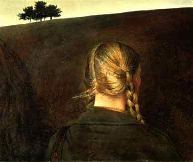 Andrew Wyeth- живопись длясозерцания иразмышления. Изображение № 17.