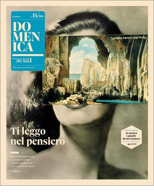 Самые красивые обложки журналов в 2011 году. Изображение № 23.