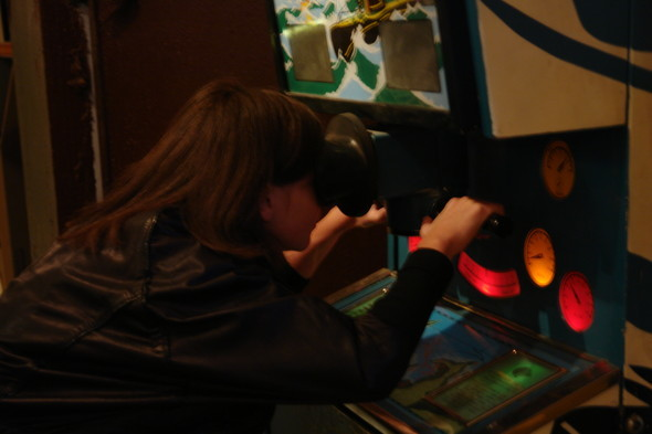 Музей работающих советских игровых автоматов. Изображение № 7.
