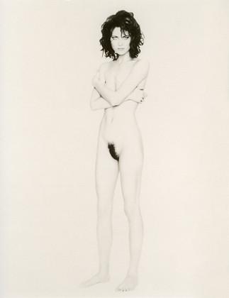 Части тела: Обнаженные женщины на фотографиях 1990-2000-х годов. Изображение №116.