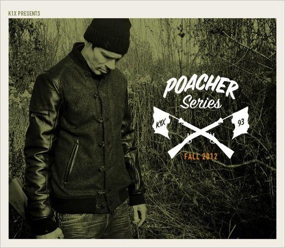 THE POACHER SERIES by K1X в России. Изображение № 1.