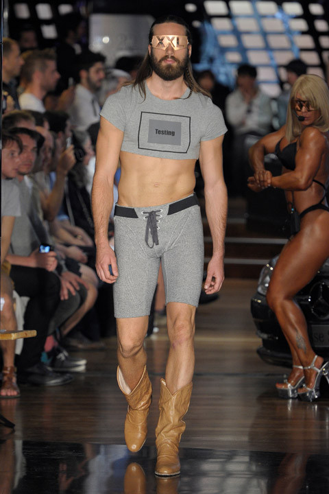 BERNHARD WILLHELM SS 2012 MEN. Изображение № 5.