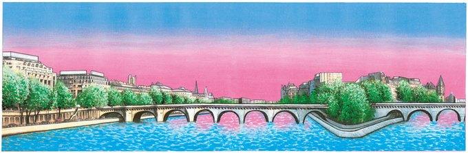 Louis Vuitton выпустили книги о путешествиях с иллюстрациями. Изображение № 19.