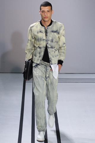 Неделя мужской моды в Париже: День 2. Изображение № 4.