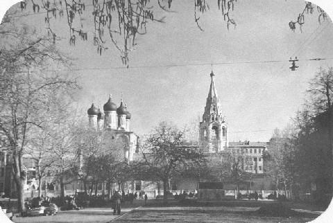 Москва свозь столетия. Изображение № 35.