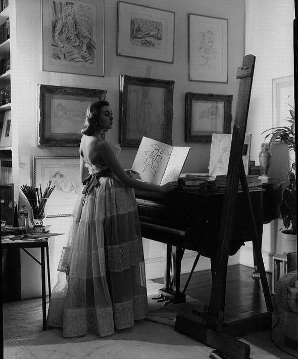 Cecil Beaton. Изображение № 32.
