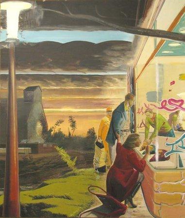 Art-Basel – 2007 Miami репортаж сместа событий. Изображение № 8.