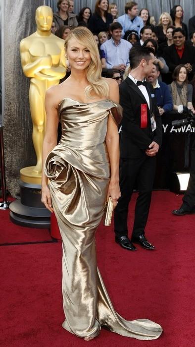 «Оскар»-2012: Красная дорожка. Изображение № 50.