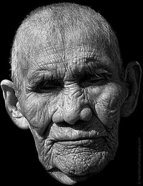 Mark Story – Лица времени, илижизь награни трех веков. Изображение № 15.