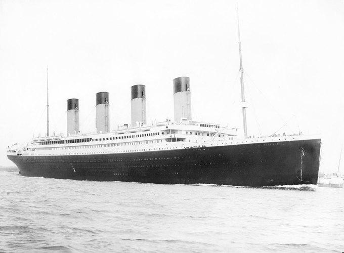 В Китае построят точную копию «Титаника». Изображение № 1.