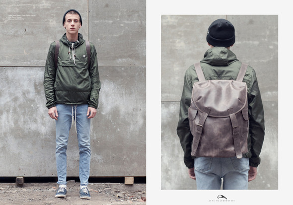 Изображение 2. Летняя коллекция рюкзаков от Asya Malbershein.. Изображение № 9.