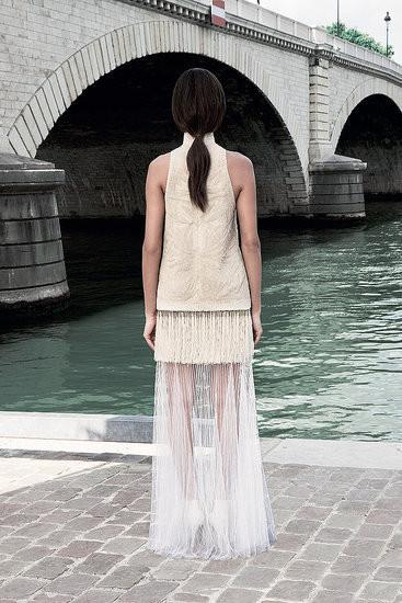 Изображение 13. Показана новая кутюрная коллекция Givenchy.. Изображение № 16.
