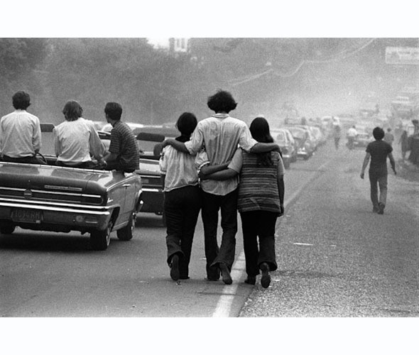 "Изображение 11. Выставка: Барон Уолмен ""The Rolling Stone Years"".. Изображение № 4."