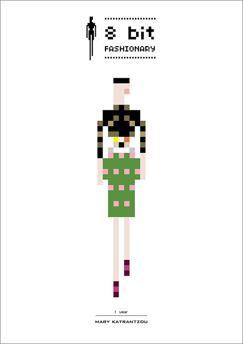 8 bit Fashionary / 8 Модных бит. Изображение № 18.