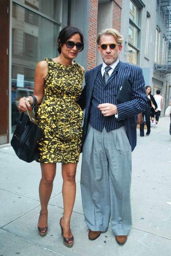 Street Fashion @ NYFW. Изображение № 25.