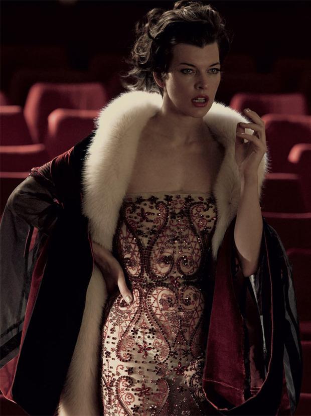 Вышли новые съемки Vogue, i-D, 10 и Interview. Изображение № 61.