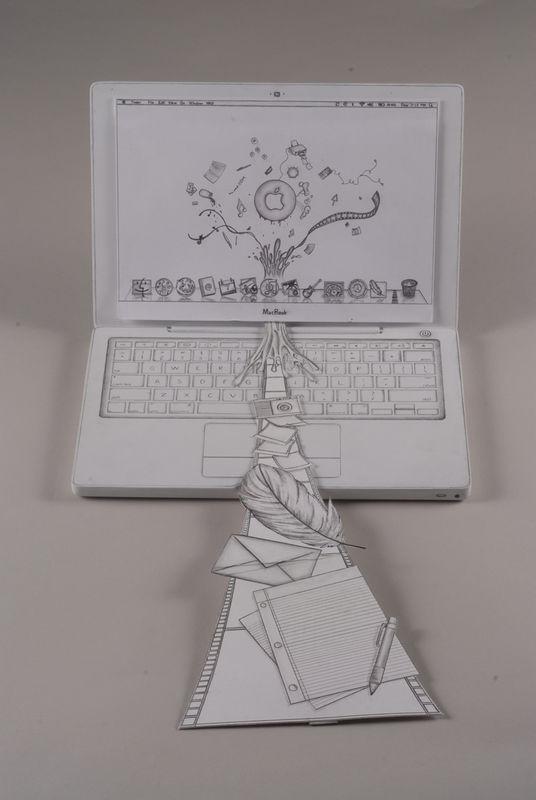 Macbook Draw. Изображение № 10.