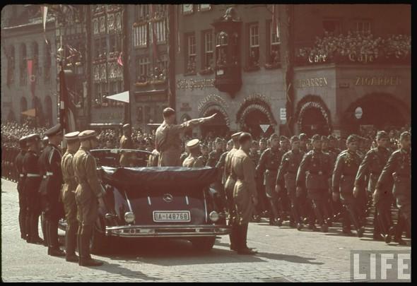 100 цветных фотографий третьего рейха. Изображение №34.