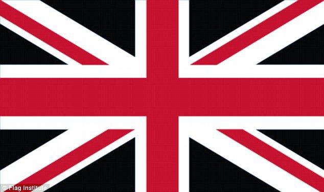Financial Times предложила свою версию флага Великобритании. Изображение № 8.