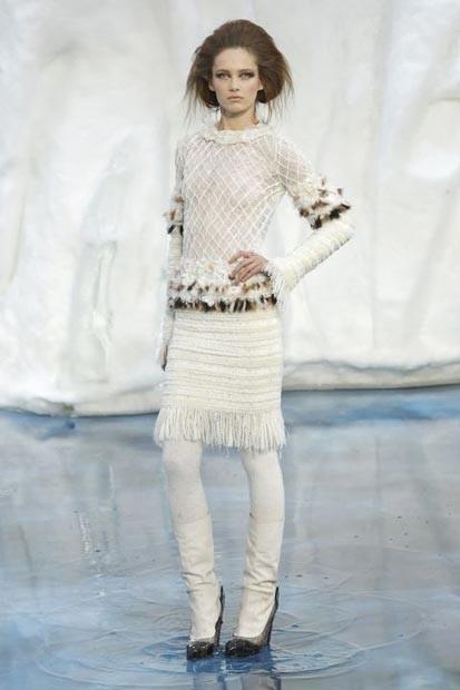 Ледяное шоу от Chanel. Изображение № 8.