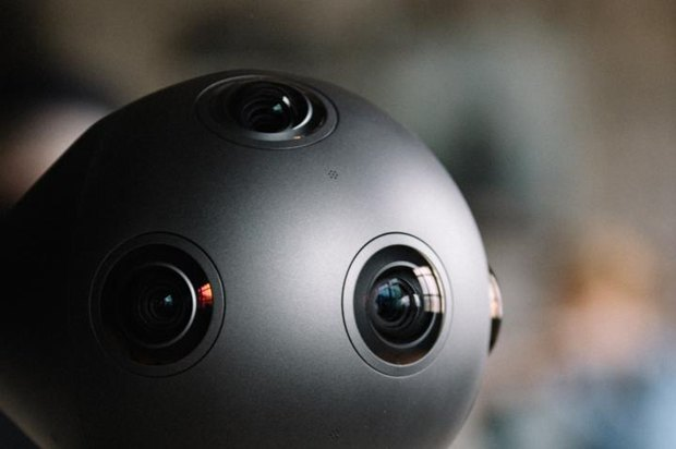 Nokia представила видеокамеру для виртуальной реальности. Изображение № 3.