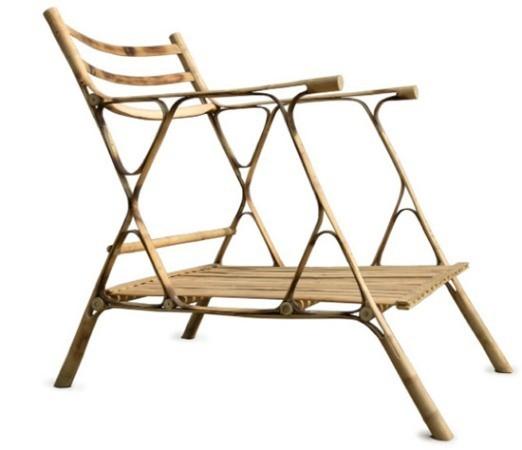 Новое решение в дизайне — бамбуковая мебельная система. Изображение № 2.