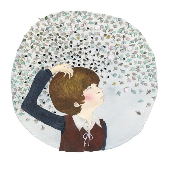 Былинки, вода и ветер Анны Эмилии Лайтинен. Изображение № 2.