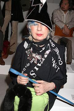 Анна Пьяджи. Модный гардероб. Изображение № 20.