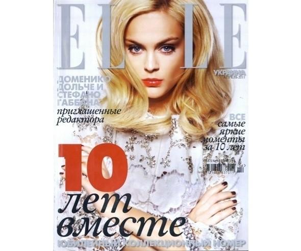 Изображение 42. Коллекция Dolce & Gabbana SS 2011 появилась на 42 обложках журналов.. Изображение № 42.