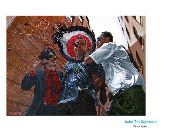 Beastie Boys правила жизни, esquire #43. Изображение № 20.