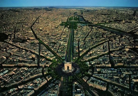 Площадь Шарля де Голля в Париже. Изображение № 33.