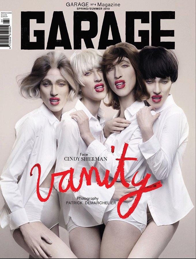 Обложка Garage SS 2013. Изображение № 1.