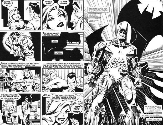 15 лучших комиксов  о Бэтмене. Изображение № 22.