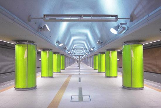 Архитектура подземок. Изображение № 19.