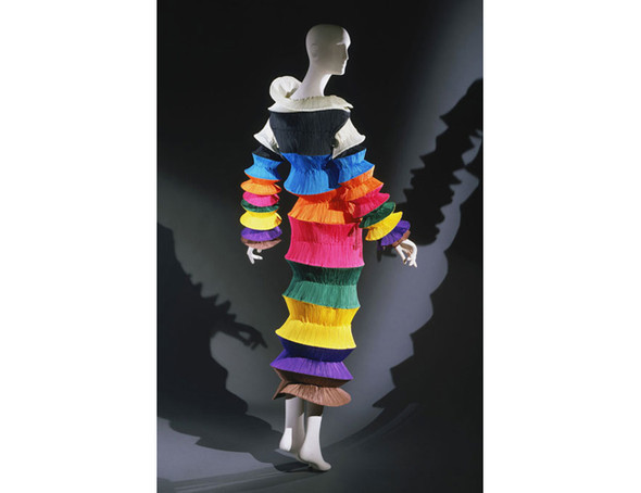 Японский вклад в haute couture. Изображение № 23.