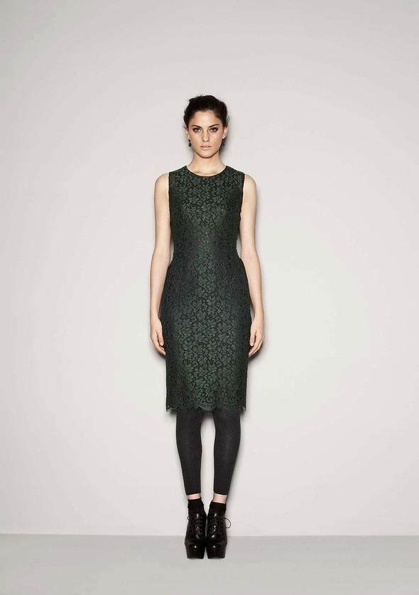 Лукбук: Dolce & Gabbana FW 2011 Women's. Изображение № 15.