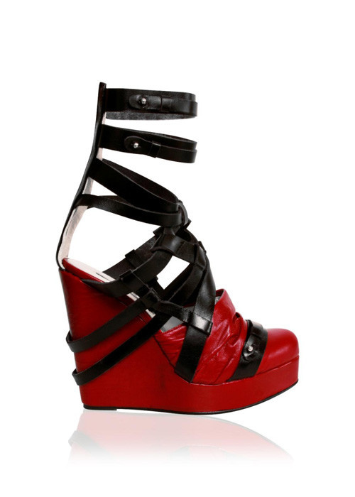 Две коллекции обуви от Ana Locking. Изображение № 19.