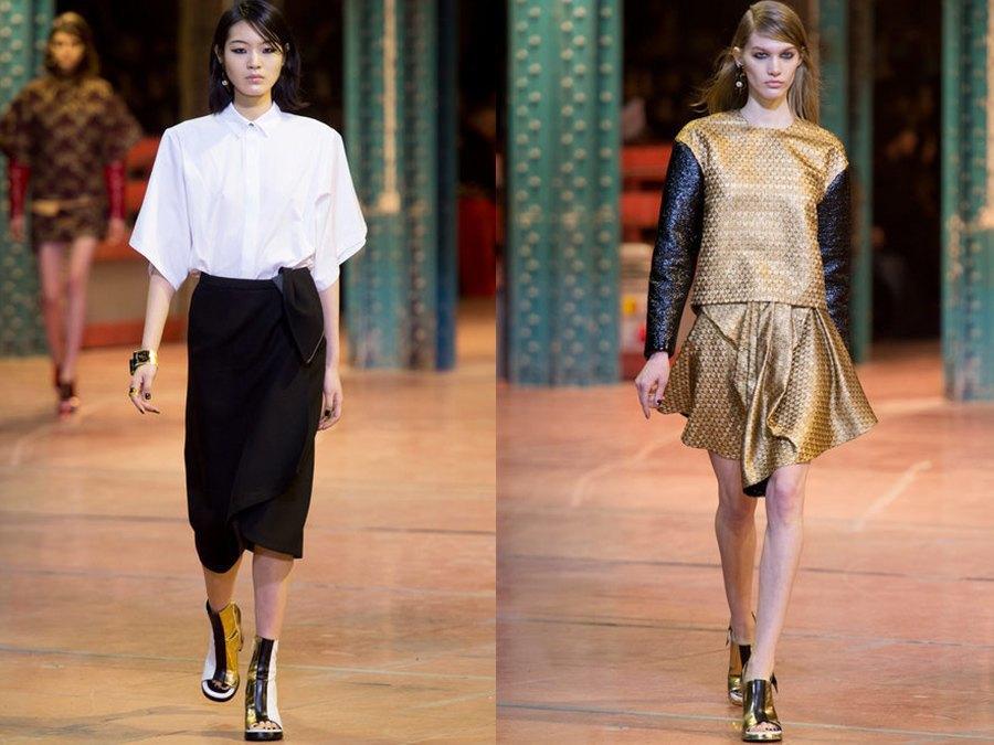 Неделя моды в Париже: Дни 5 и 6. Изображение № 23.