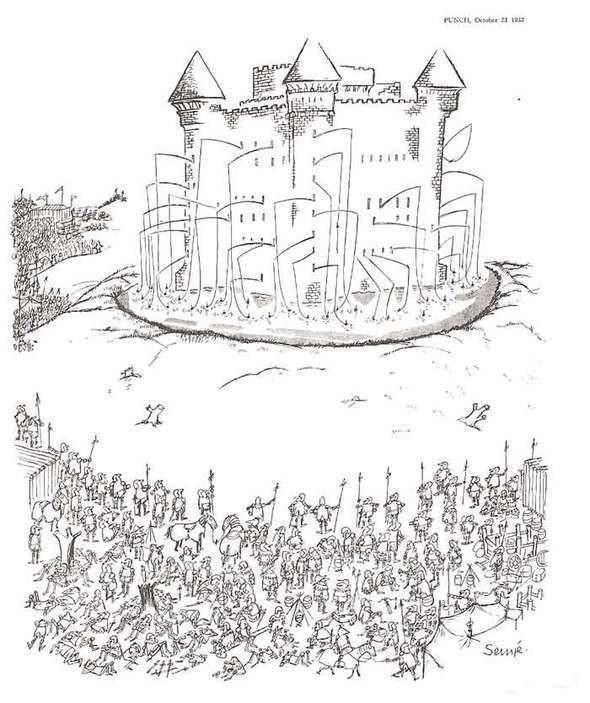 Изображение 10. Мечтатель Jean-Jacques Sempe.. Изображение № 9.
