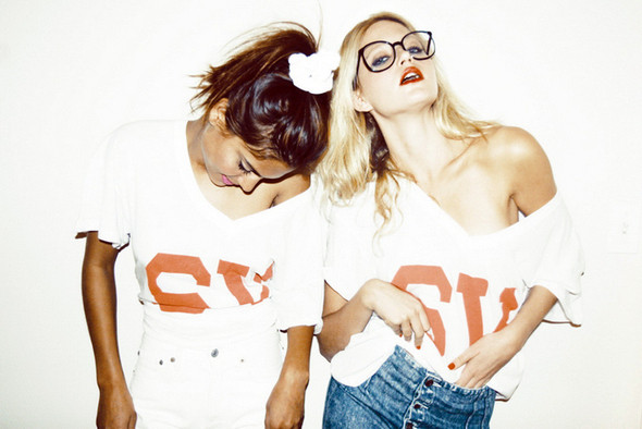 Изображение 33. Лукбук: Wildfox Couture 2011.. Изображение № 33.