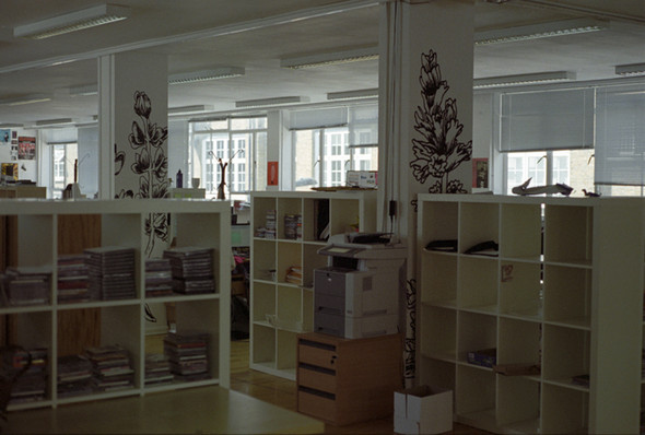 Офис Last. fm, Лондон. Изображение № 6.