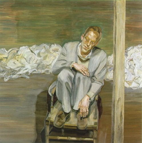 Умер Люсьен Фройд, один из самых известных британских художников. Изображение № 20.