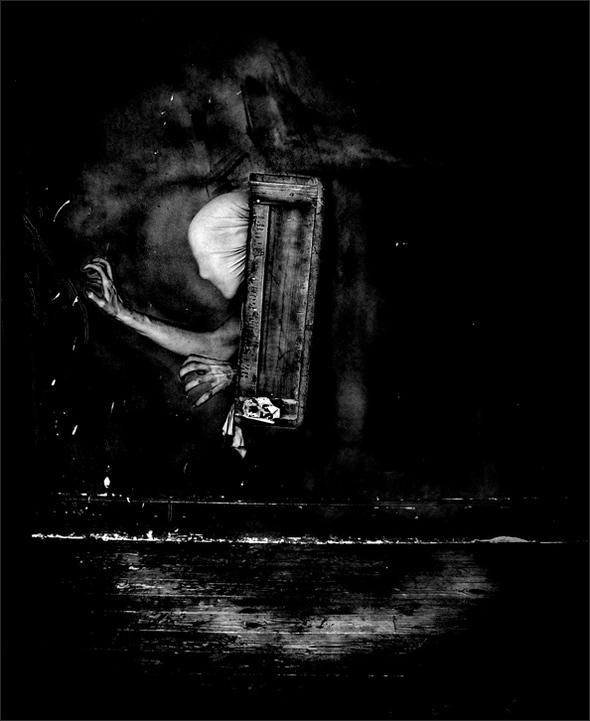 Экспрессивная депрессия Quentin Lenw'а. Изображение № 19.