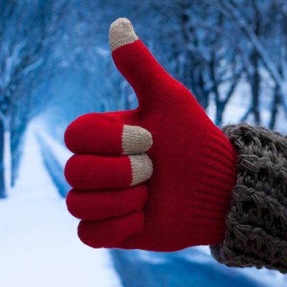 Изображение 4. Перчатки для сенсорных экранов.. Изображение № 3.