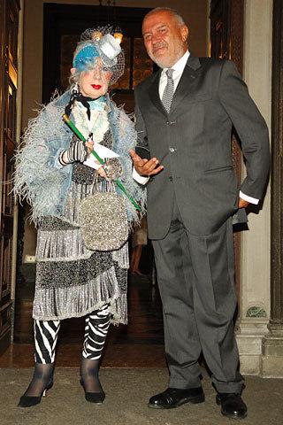 Анна Пьяджи. Модный гардероб. Изображение № 26.