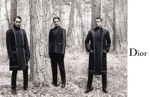 Кампании: Louis Vuitton, Tom Ford, Alexander McQueen и другие. Изображение № 27.